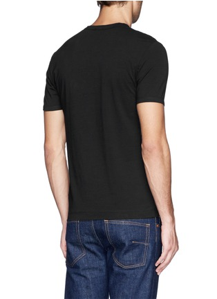 Back View - Click To Enlarge - Dolce & Gabbana - Stretch cotton-blend undershirt