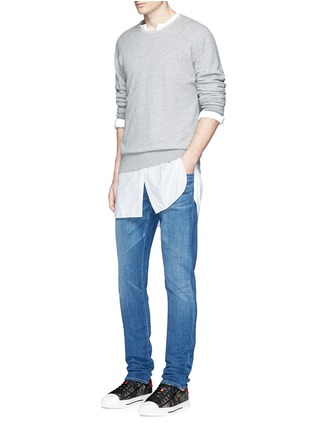 Figure View - Click To Enlarge - J Brand - 'Tyler' slim fit jeans