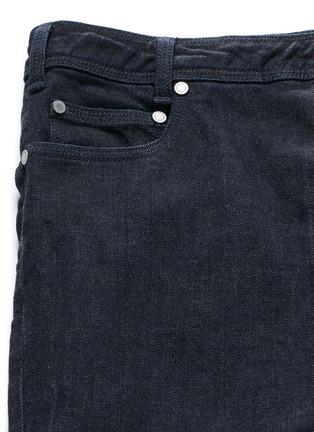 - Neil Barrett - Rolled cuff jeans