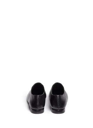 Back View - Click To Enlarge - Opening Ceremony - 'Charly' leather slip-ons