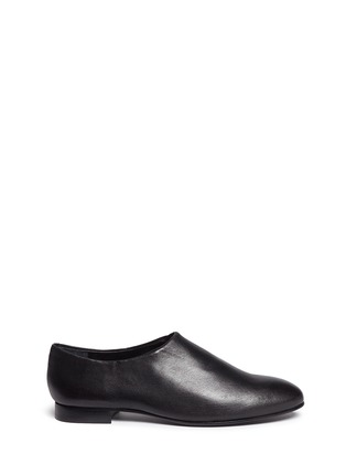 Main View - Click To Enlarge - Opening Ceremony - 'Charly' leather slip-ons