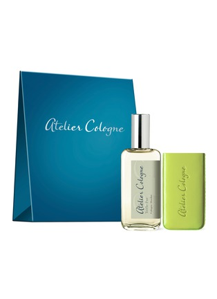 Main View - Click To Enlarge - ATELIER COLOGNE - Cologne Absolue Travel Spray 30ml − Trèfle Pur