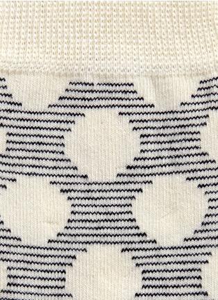 Detail View - Click To Enlarge - Happy Socks - Big dot socks