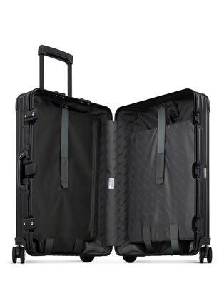 Detail View - Click To Enlarge - RIMOWA - Topas Stealth Multiwheel® (Black, 64-litre)