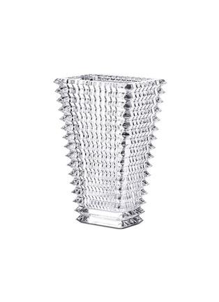 Main View - Click To Enlarge - BACCARAT - Eye tall rectangular vase
