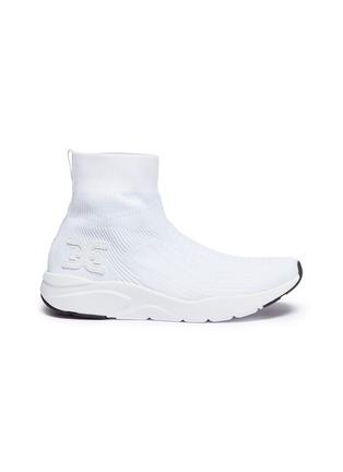 4527cb4030b4fc Sam Edelman  Tara  sock knit high top sneakers ...
