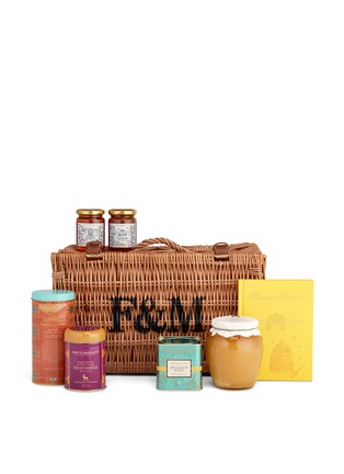 Main View - Click To Enlarge - FORTNUM & MASON - Beemaster hamper