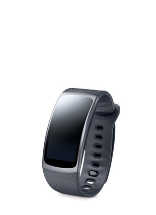 Detail View - Click To Enlarge - Samsung - Gear Fit2 GPS sports band