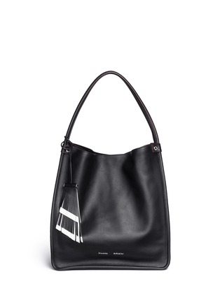 Main View - Click To Enlarge - Proenza Schouler - Medium calfskin leather tote