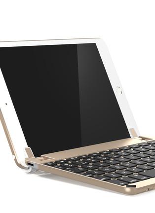Detail View - Click To Enlarge - Brydge - BrydgeMini iPad mini keyboard - Gold