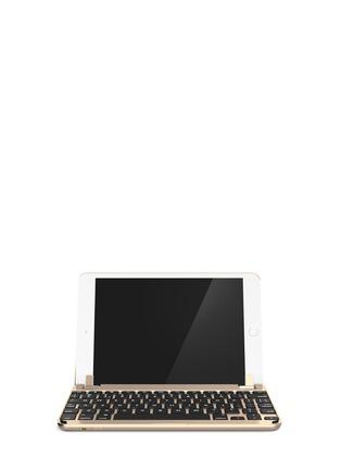 Main View - Click To Enlarge - Brydge - BrydgeMini iPad mini keyboard - Gold