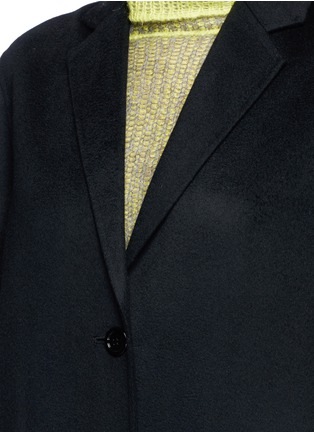 Detail View - Click To Enlarge - ACNE STUDIOS - 'Avalon' wool-cashmere coat