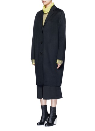 Front View - Click To Enlarge - ACNE STUDIOS - 'Avalon' wool-cashmere coat