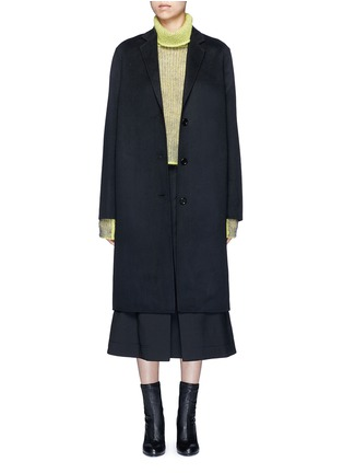 Main View - Click To Enlarge - ACNE STUDIOS - 'Avalon' wool-cashmere coat