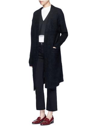 Figure View - Click To Enlarge - Acne Studios - 'Raya' kimono sleeve mohair blend cardigan