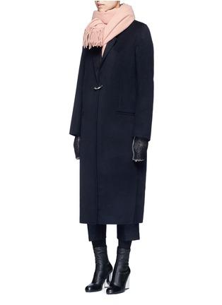 Figure View - Click To Enlarge - Acne Studios - 'Vasya' mohair blend turtleneck sweater