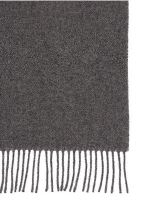 Detail View - Click To Enlarge - Acne Studios - 'Canada' virgin wool narrow scarf
