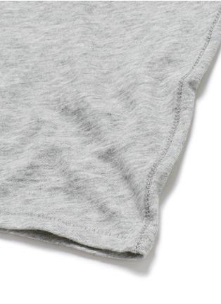 Detail View - Click To Enlarge - rag & bone/JEAN - 'Base' Pima cotton tank top