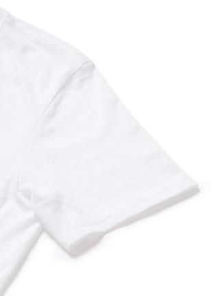 Detail View - Click To Enlarge - rag & bone/JEAN - 'Base' V-neck T-shirt