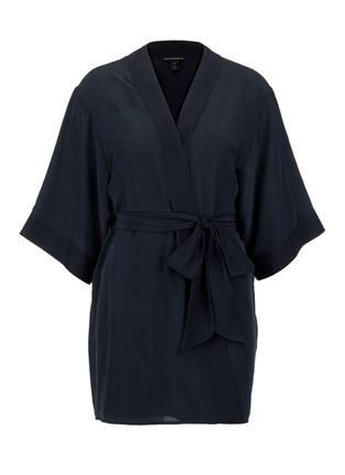 Main View - Click To Enlarge - Kiki De Montparnasse - 'Perfect' silk combo robe