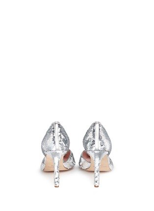 Back View - Click To Enlarge - KATE SPADE - 'Portia' sequin scale d'Orsay pumps