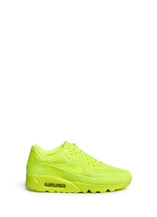 Main View - Click To Enlarge - NIKE - 'Air Max 90 Ultra BR' mesh overlay sneakers