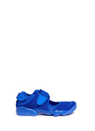 Main View - Click To Enlarge - NIKE - 'Air Rift BR' running sneakers