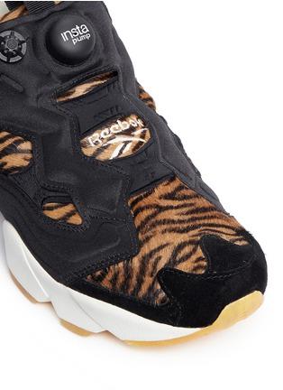 Detail View - Click To Enlarge - Reebok - 'InstaPump Fury Jungle Book' slip-on sneakers