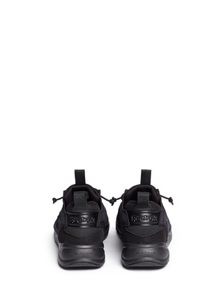 Back View - Click To Enlarge - REEBOK - 'FuryLite' mesh sneakers