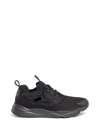 Main View - Click To Enlarge - REEBOK - 'FuryLite' mesh sneakers