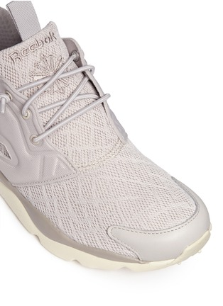 Detail View - Click To Enlarge - Reebok - 'Furylite TM' tech mesh sneakers