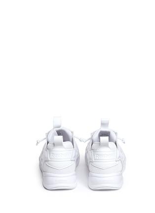 Back View - Click To Enlarge - Reebok - 'FuryLite' mesh sneakers