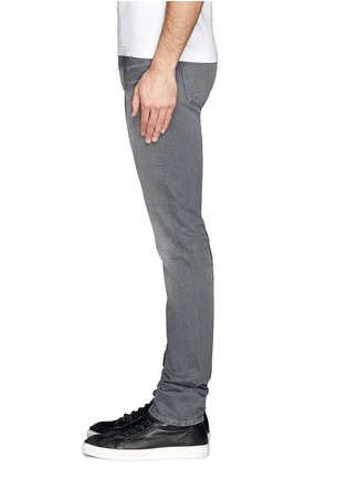 Detail View - Click To Enlarge - 3x1 - 'M3' selvedge slim fit jeans