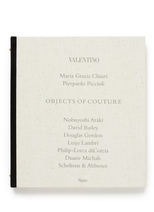 Main View - Click To Enlarge - Valentino - Valentino: Objects of Couture Deluxe Edition