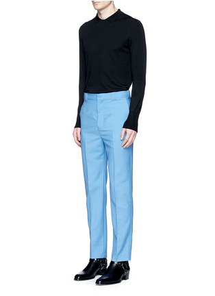 Figure View - Click To Enlarge - Acne Studios - 'Janeck' spread collar wool sweater