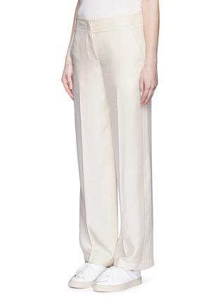 Front View - Click To Enlarge - Helmut Lang - Silk carpenter pants