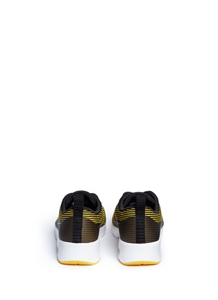 Back View - Click To Enlarge - Nike - 'Air Max Thea' stripe jacquard sneakers