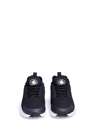 Front View - Click To Enlarge - Nike - 'Air Huarache Run Ultra' mesh sneakers