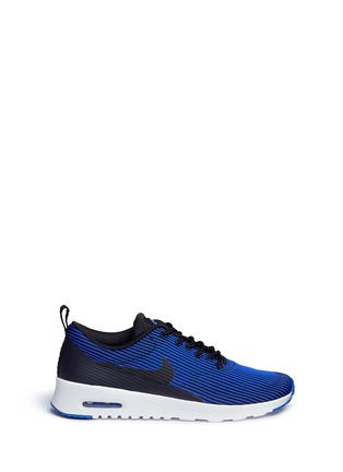 Main View - Click To Enlarge - Nike - 'Air Max Thea' stripe jacquard sneakers