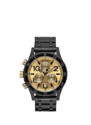 Main View - Click To Enlarge - NIXON - '38-20 Chrono' watch