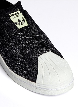 Detail View - Click To Enlarge - Adidas - 'Superstar 80s Primeknit ASG' sneakers