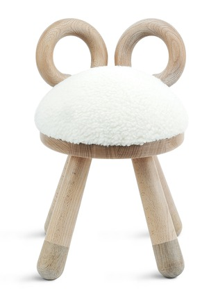 Main View - Click To Enlarge - Elements Optimal - Sheep chair