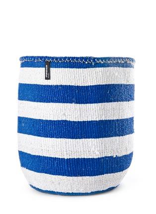 Main View - Click To Enlarge - Mifuko - Kiondo large stripe basket