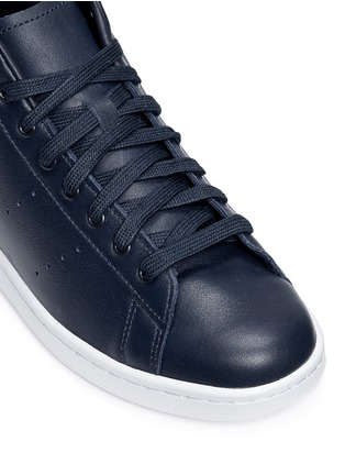Detail View - Click To Enlarge - ADIDAS - x HYKE 'AOH-001 HI' leather sneakers