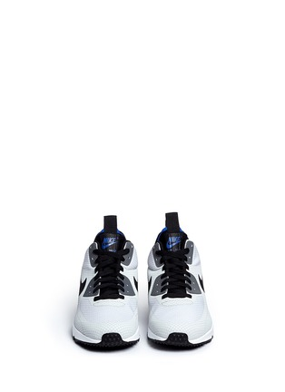 Front View - Click To Enlarge - Nike - 'Air Max 90 Mid Winter' polka dot print sneakers