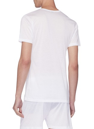 Back View - Click To Enlarge - ZIMMERLI - '252 Royal Classic' undershirt