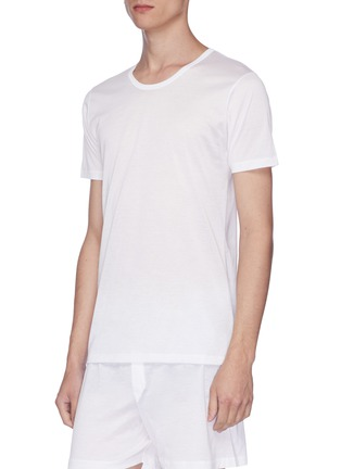 Front View - Click To Enlarge - ZIMMERLI - '252 Royal Classic' undershirt