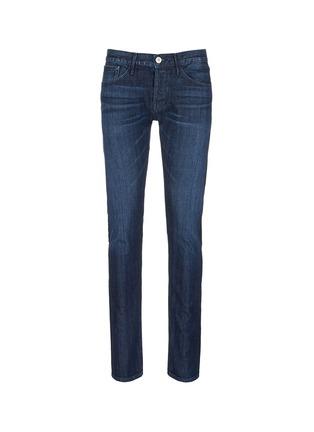 Main View - Click To Enlarge - 3x1 - 'M5' selvedge denim slim jeans