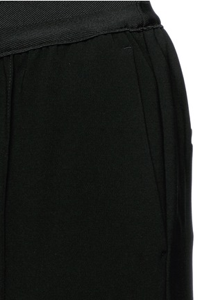 Detail View - Click To Enlarge - Theory - 'Braxmar' Admiral crepe pants