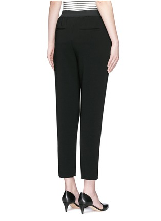 Back View - Click To Enlarge - Theory - 'Braxmar' Admiral crepe pants